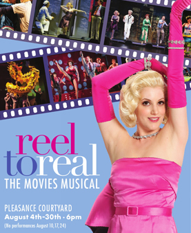 Reel to Real Musical Poster